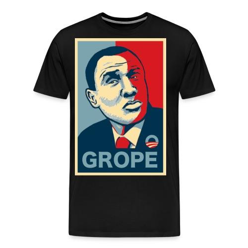 akigrope big png - Men's Premium T-Shirt
