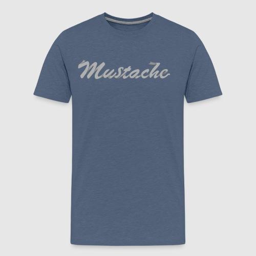 White Lettering - Men's Premium T-Shirt