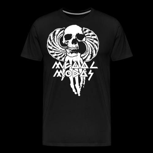 MEGALMODAS Design by Lock and Load - Männer Premium T-Shirt