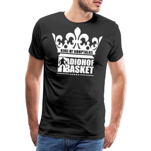 LOGO-KINGRADIOHOF-3000BLA - Men's Premium T-Shirt