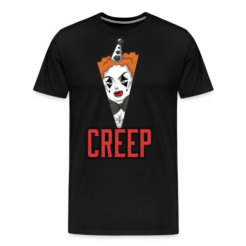 CREEPY VEE - Men's Premium T-Shirt