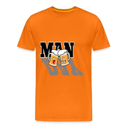 Männertag - Männer Premium T-Shirt