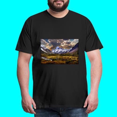 mountain 941507 - Männer Premium T-Shirt