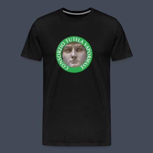 Consorzio Vaporwave - Maglietta Premium da uomo
