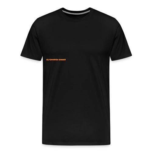 cooltext197883640358936 png - Men's Premium T-Shirt