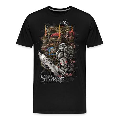 Woman Warrior - T-shirt Premium Homme