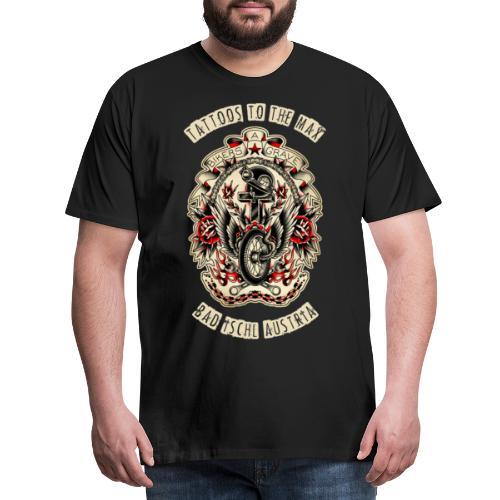 A Bikers Grave - Männer Premium T-Shirt