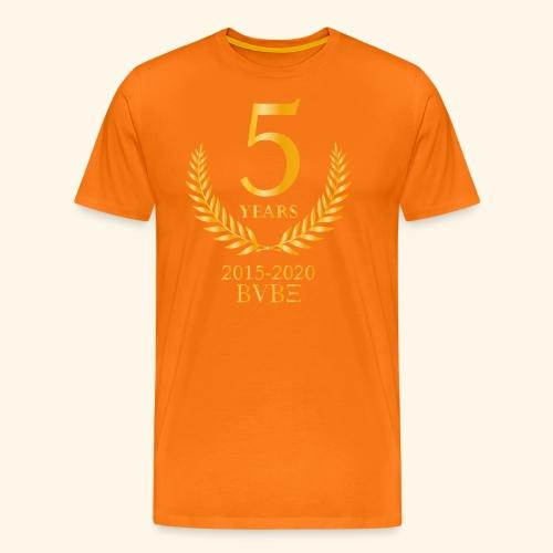 BVBE 5Y shirt 3 - Men's Premium T-Shirt