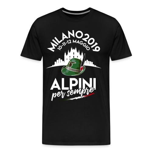 Alpini Per Sempre - Maglietta Premium da uomo