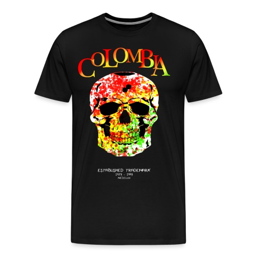 Farbentot - Männer Premium T-Shirt