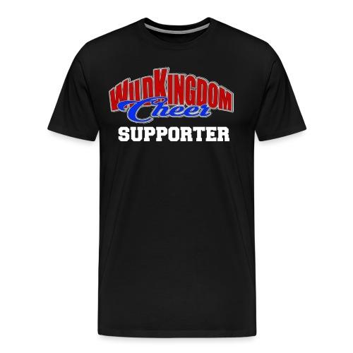 WKC Supporter - Premium-T-shirt herr