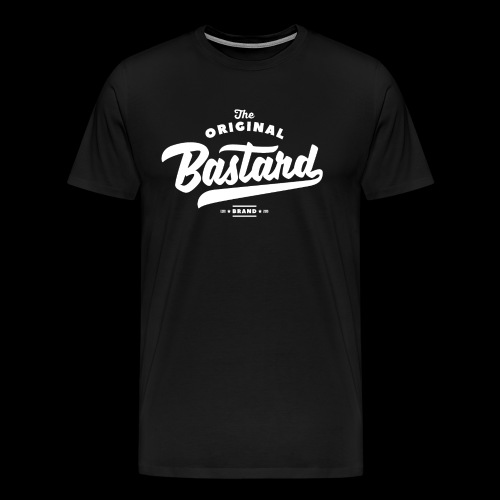 Bastard - T-shirt Premium Homme