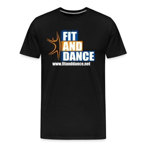 Shirt mit Homepage - Männer Premium T-Shirt