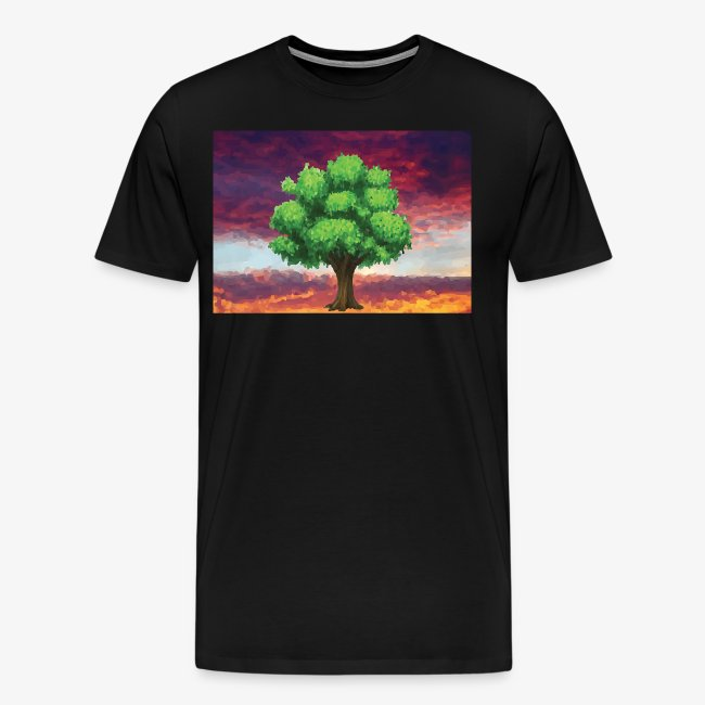 Tree in the Wasteland