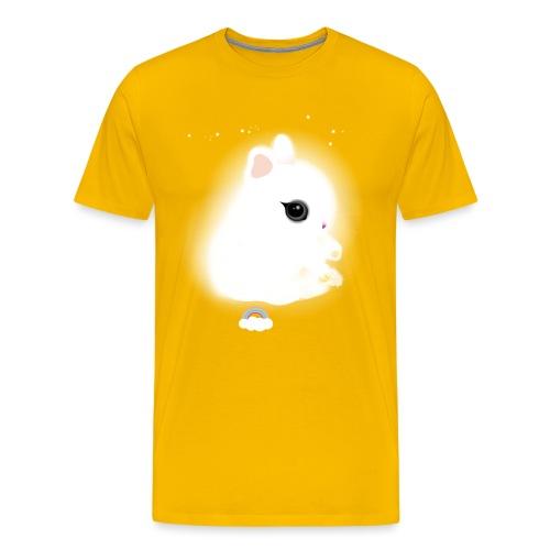 bun ni png - Männer Premium T-Shirt