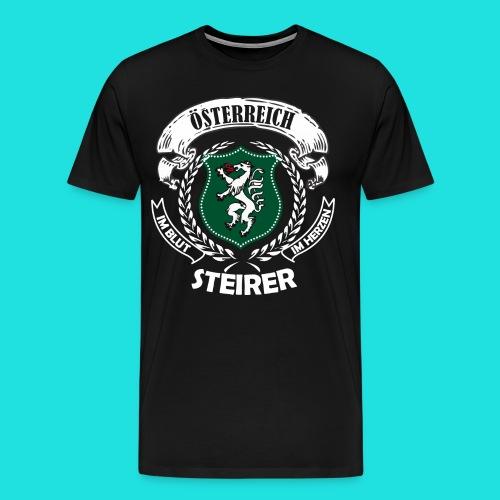 Steirer - Männer Premium T-Shirt