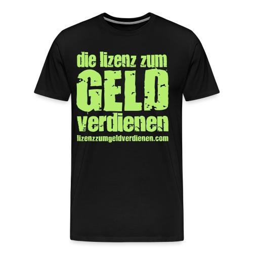 dlzgv_2 - Männer Premium T-Shirt