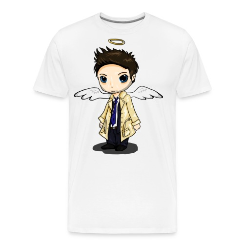 Team Castiel (dark) - Men's Premium T-Shirt