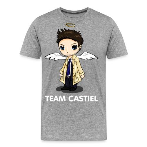 Team Castiel (dark) - Men's Premium T-Shirt