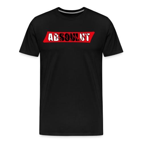 ABSOULUT LOGO png - Männer Premium T-Shirt
