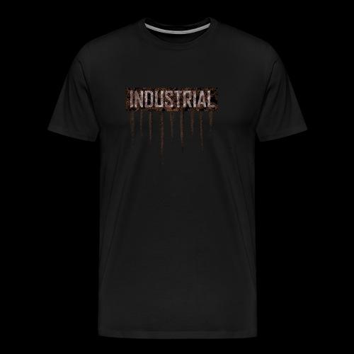 Industrial metal T Shirt - Men's Premium T-Shirt