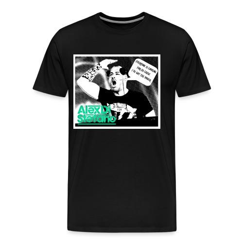 cartoonalex - Mannen Premium T-shirt