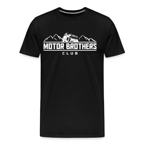 mb_club_white - Männer Premium T-Shirt