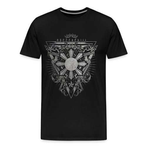 PHL0015 Gray - Men's Premium T-Shirt