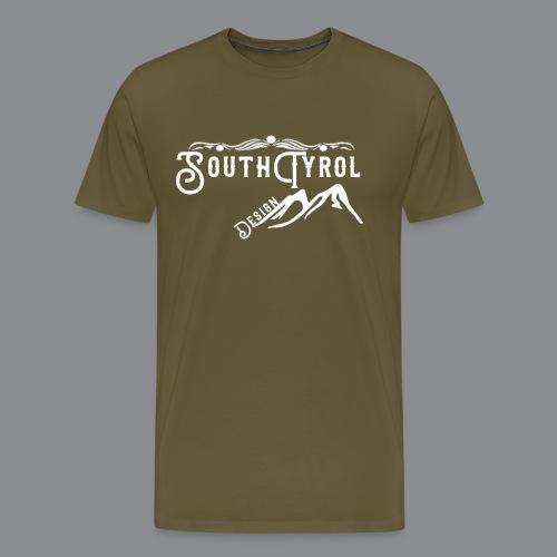 Southtyrol Weiß - Männer Premium T-Shirt