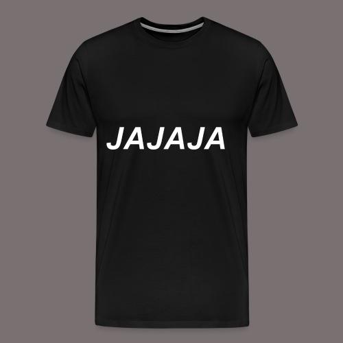 Ja - Männer Premium T-Shirt