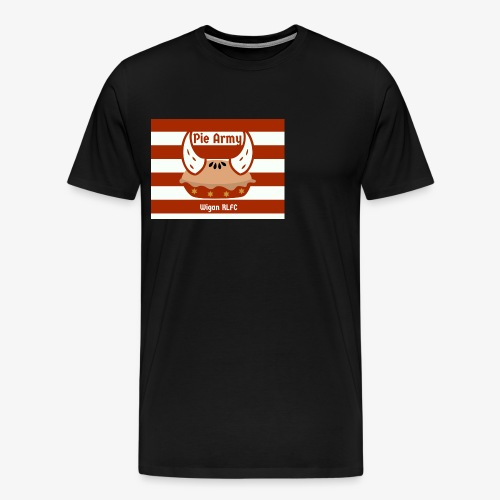 Pie Army - Men's Premium T-Shirt