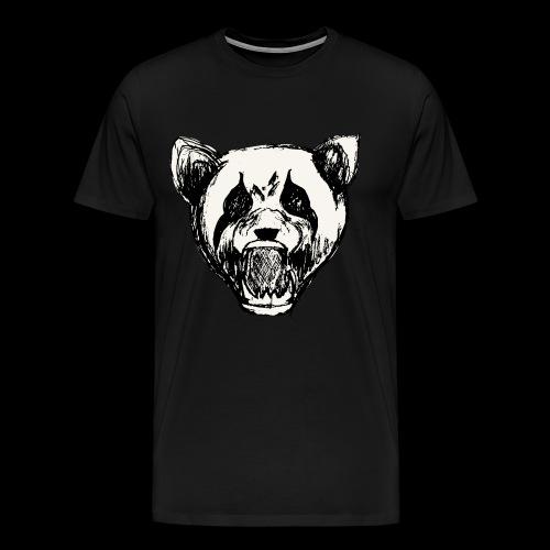 NatureRebellion Panda - T-shirt Premium Homme