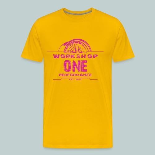 pink - Männer Premium T-Shirt