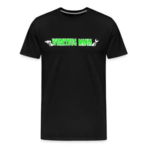 Werkzeug Mania das Logo zur Facebook Gruppe - Männer Premium T-Shirt