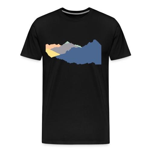 test2 - Männer Premium T-Shirt