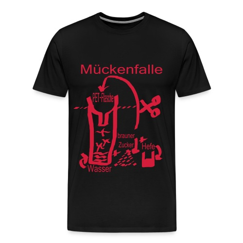 Mücken - Männer Premium T-Shirt