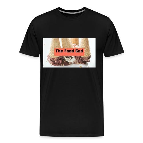 Food God - Men's Premium T-Shirt