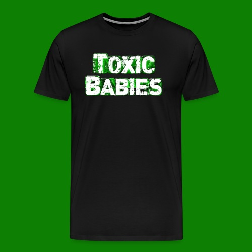 logo toxic grand - T-shirt Premium Homme