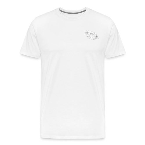 Him and i (White) - T-shirt Premium Homme