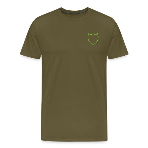 Dompe life green - Maglietta Premium da uomo