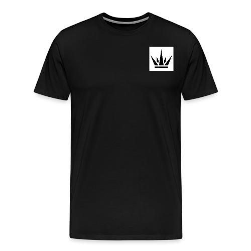 Reign White Box Tee - Men's Premium T-Shirt