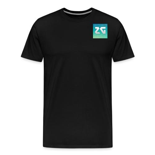 Logo zager - T-shirt Premium Homme