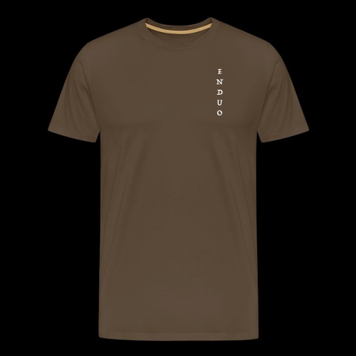 ENDUO - T-shirt Premium Homme