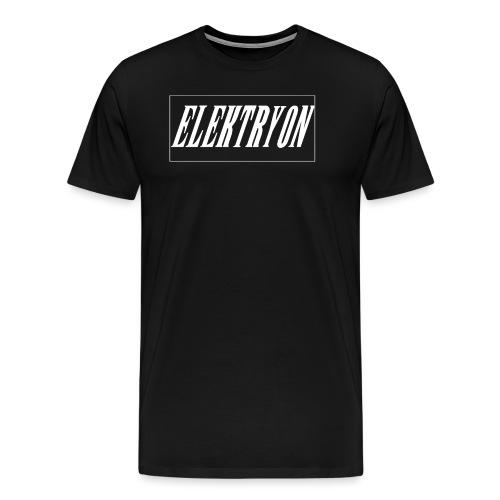 Elektryon Banner Original - Männer Premium T-Shirt