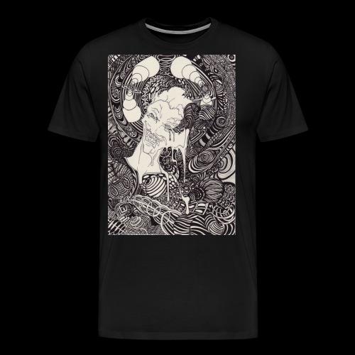 data fusion - Männer Premium T-Shirt