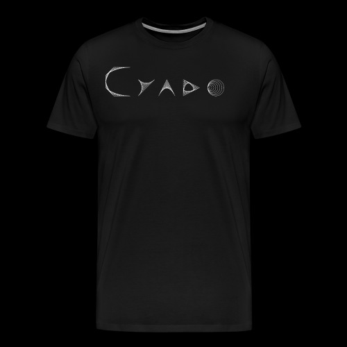 CYADO FAT WHITE - T-shirt Premium Homme