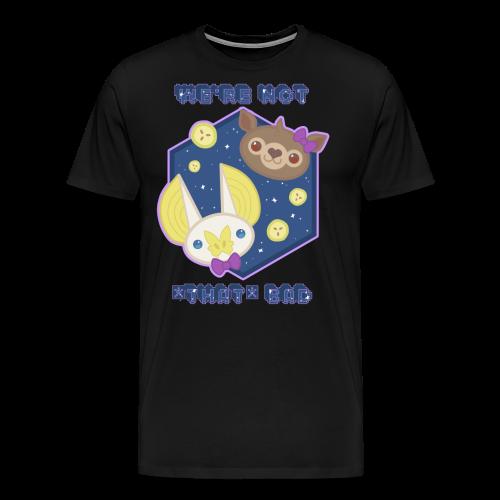 Night Doggos - Maglietta Premium da uomo