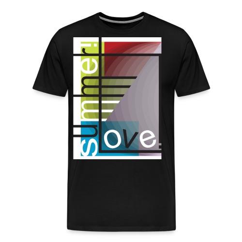 summer love! - Koszulka męska Premium