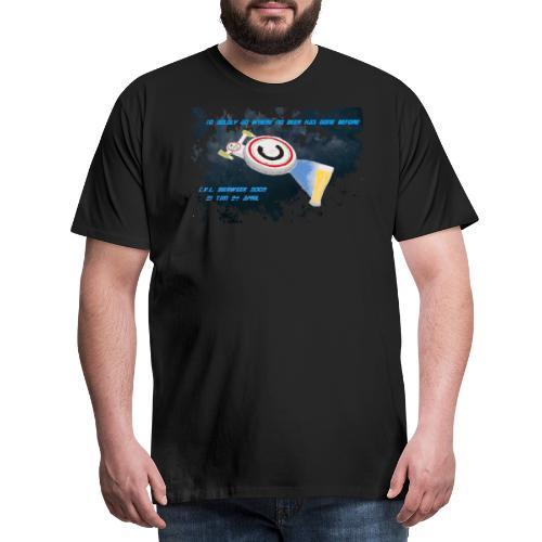 Bierweek 2009 - Mannen Premium T-shirt