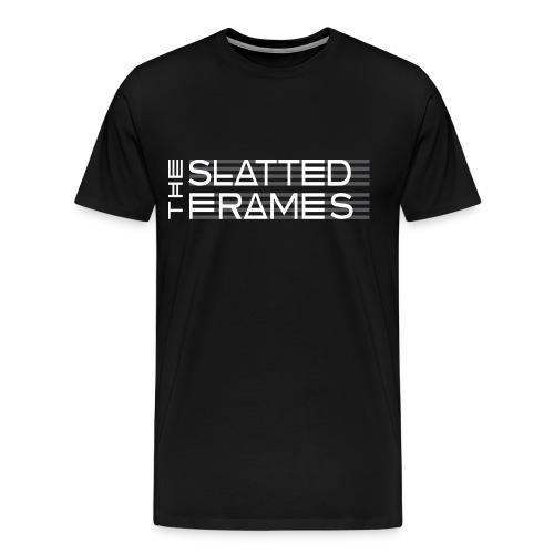 Nur schrift png - Männer Premium T-Shirt